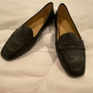Talbots Black Flats